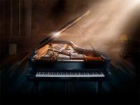 Piano Fazioli Grand Concert F278