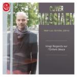 Jean-Luc Ayroles Olivier Messiaen Vingt Regards sur l'Enfant Jésus - Caliope